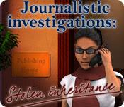 Journalistic Investigations: Stolen Inheritence