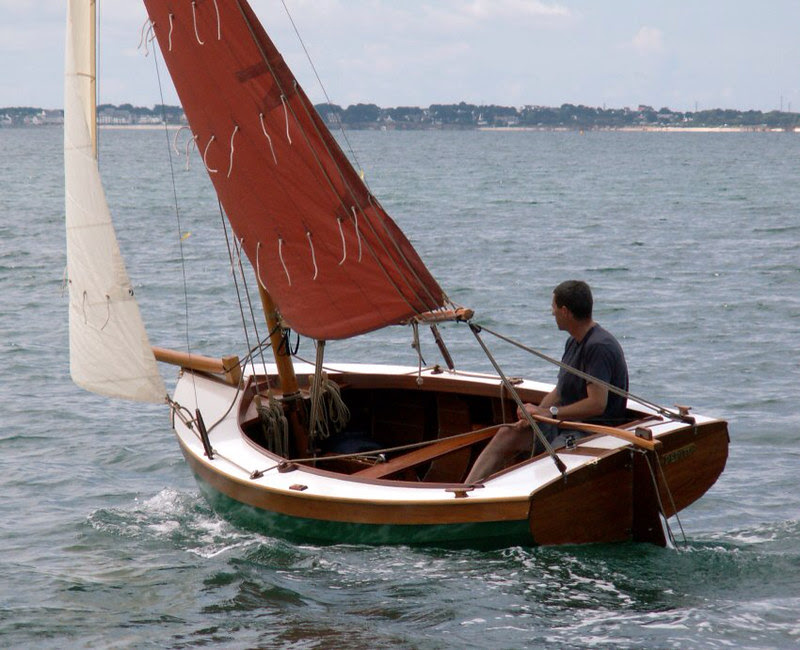 wooden boat, I finally took the plunge and started my build of