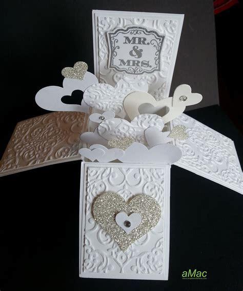 Wedding Card in a box   aMac