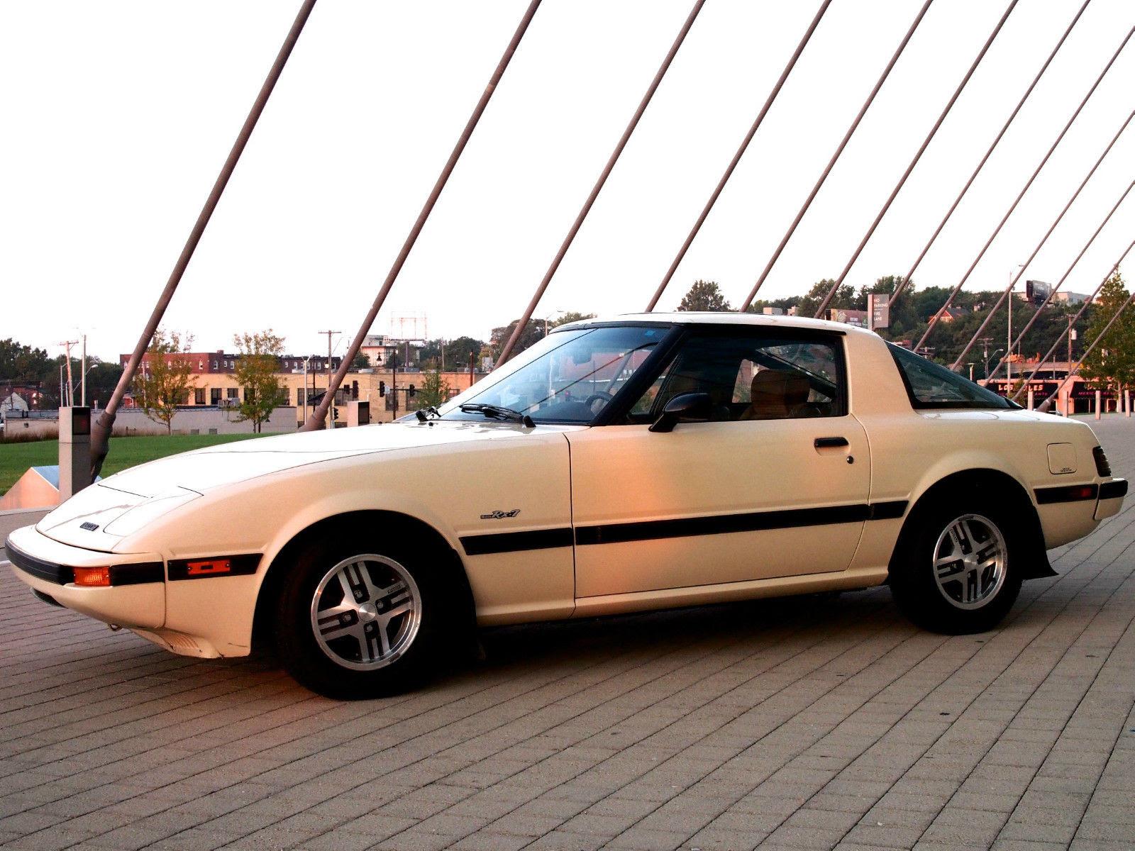 Super Clean 1985 Rx7 Gsl For Sale In Kansas City Missouri