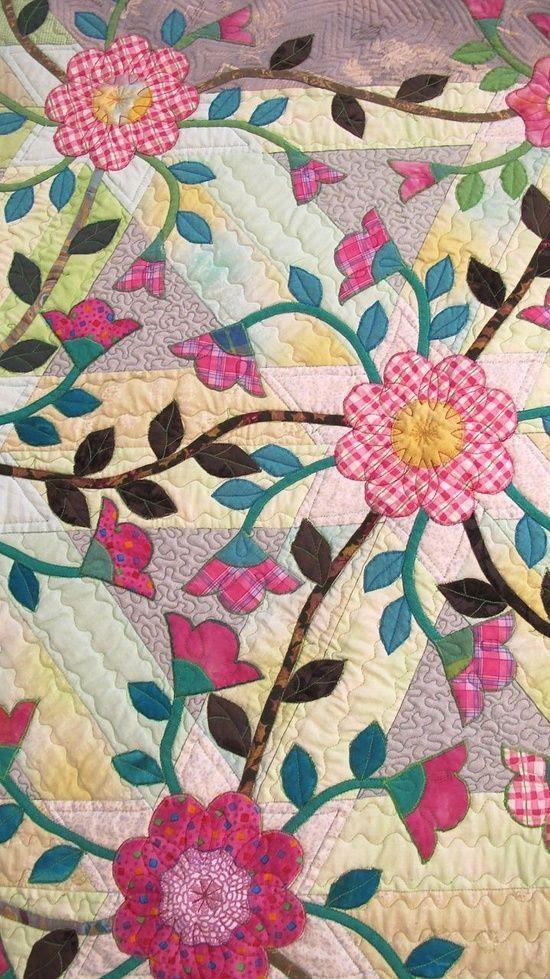 Rambler Rose by Yoshiko Kobayashi.