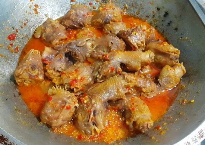 Resep Membuat Seblak kepala ayam Anti Ribet