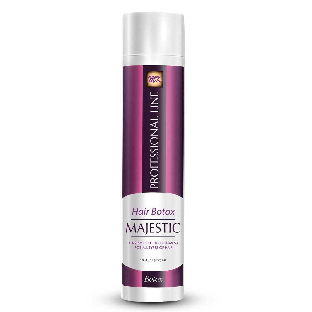 Majestic Hair BOTOX treatment 10OZ 300ml  Formaldehyde Free USA  eBay