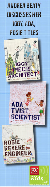 PW KidsCast: A Conversation with Andrea Beaty