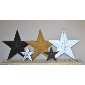 Barn Star XL, Moutarde - Le Repère des Belettes