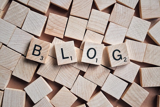 What is the basic rule to start a blog in 2020