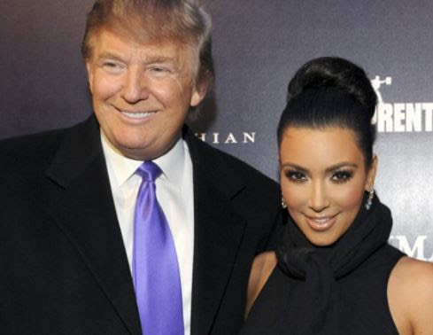 Kim Kardashian Says, 'My Daughter Would Make A Better President Than Donald Trump'