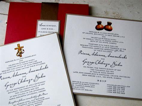 Wedding Invitation Cards Wordings In Nigeria   Wedding Ideas