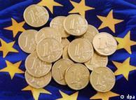 Moedas de 1 euro
