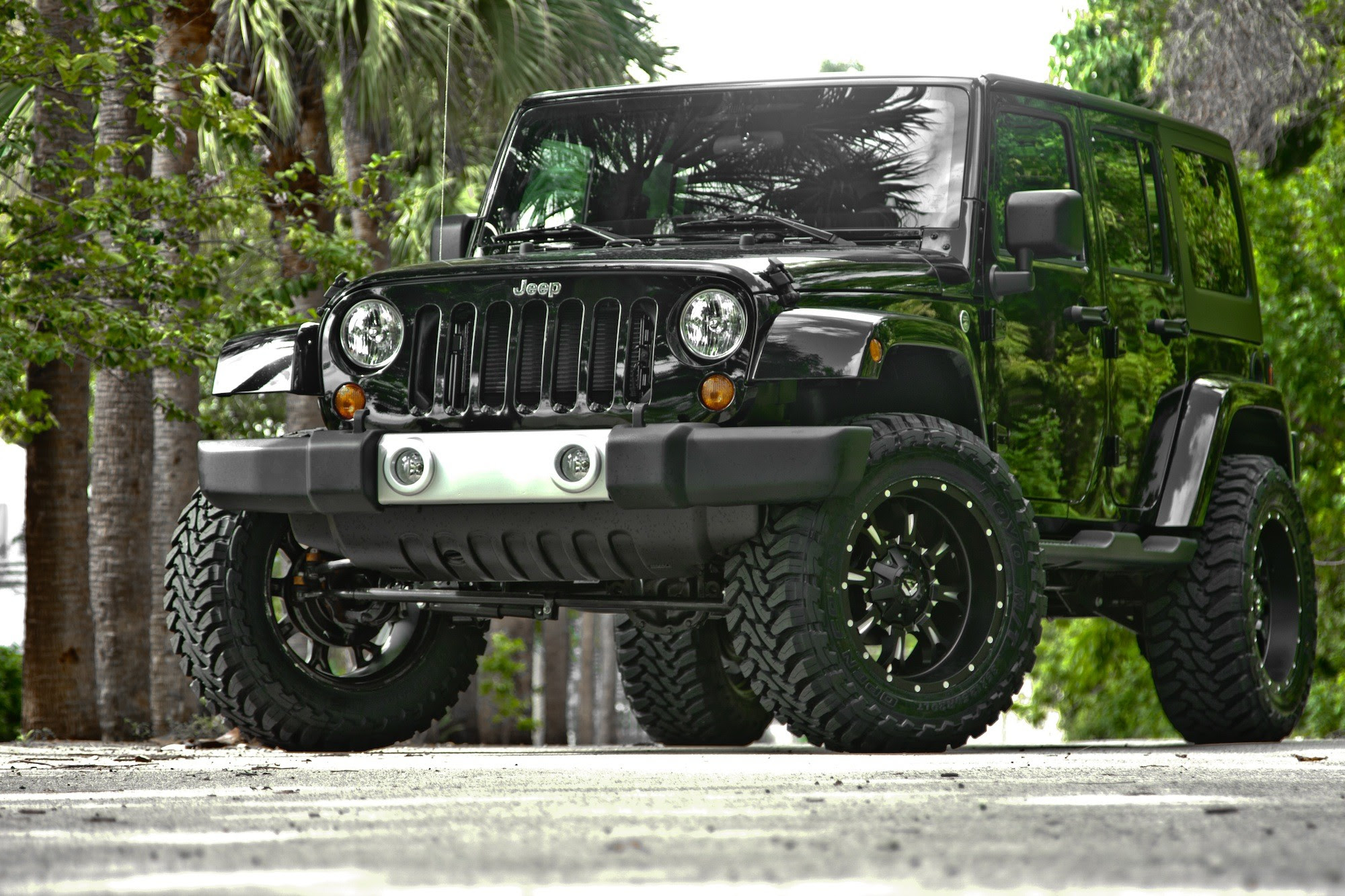 Supercars Gallery Modified Jeep Images Download