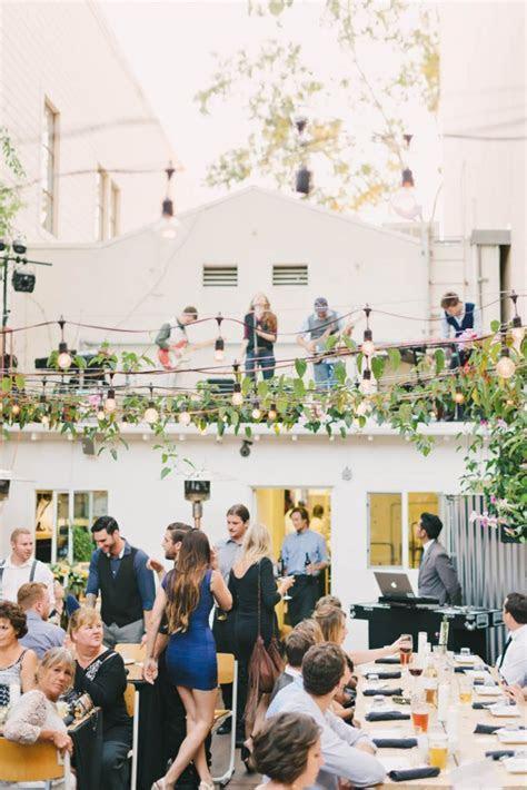 Understated and Natural Elings Park Wedding   Junebug Weddings