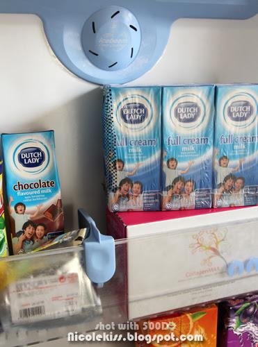 dutch lady milk packs