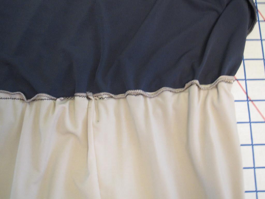Retrofit with Skirt Lining