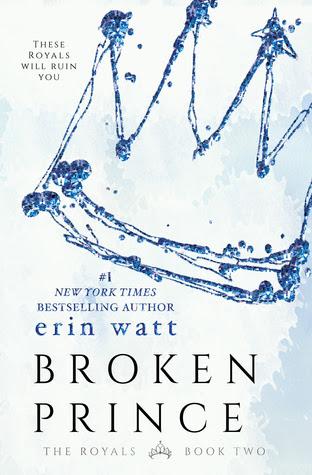 Resultado de imagen de erin watt broken prince