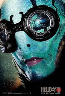 Hellboy 2 - Abe Sapien