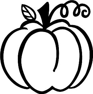 Pumpkins Silhouette At Getdrawingscom Free For Personal Use