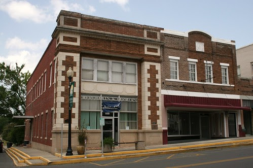 merchants & farmers bank building