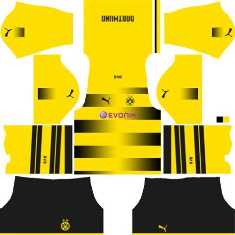 dream league soccer kits dortmund kit logo  url