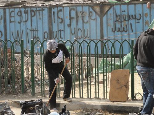 25 Jan 2011 Egypt Revolution
