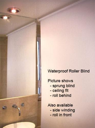 Waterproof Blind Ebay