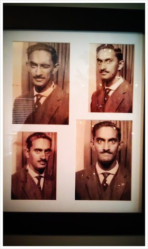 Old photos of my dad.