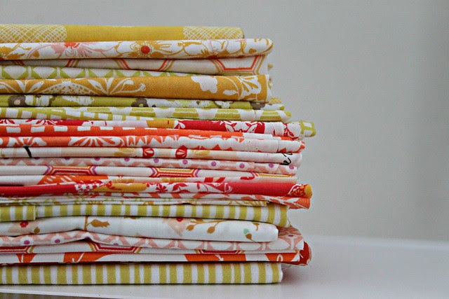 For Sunny Pillow Making