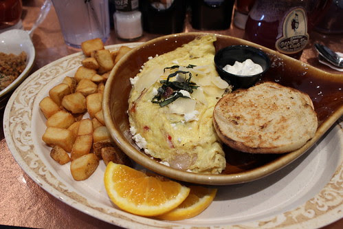 Chez B's at Another Broken Egg Cafe