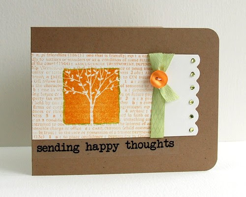 Sendind happy thoughts