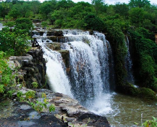 Cachoeira do Roncador Felipe Guerra