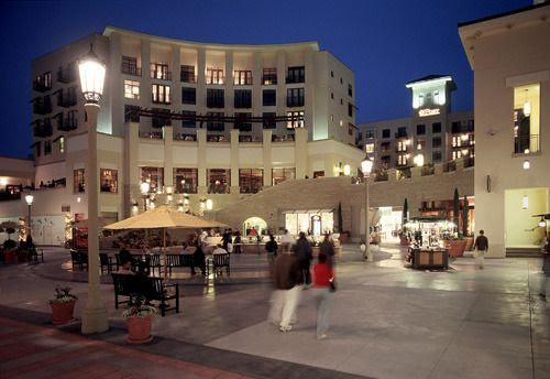 The Paseo Colorado in Pasadena, CA.