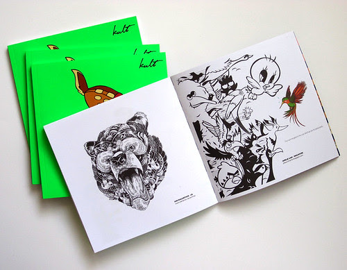 kult magazine from Singapore