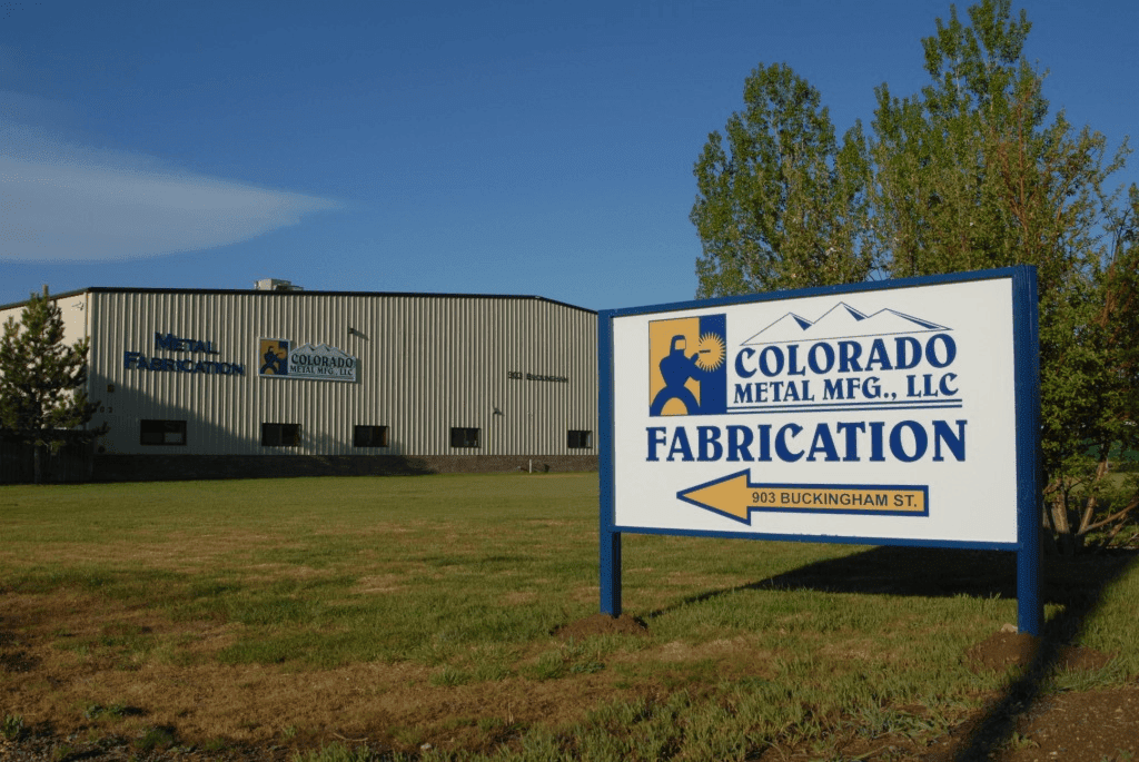Colorado Metal Manufacturing About Colorado Metal Manufacturing