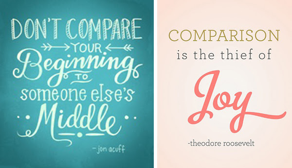 Quotes About Comparison To Others 59 Quotes