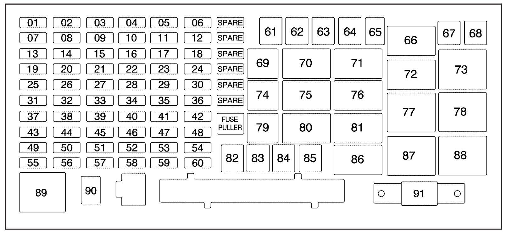 32 Hummer H1 Wiring Diagram