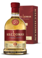 Kilchoman single cask 2009 Pedro Ximenez finish