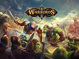 Game RTS Warlord