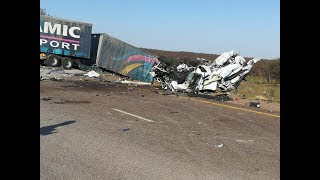 Bmw F80 M3 High Speed Crash Aftermath