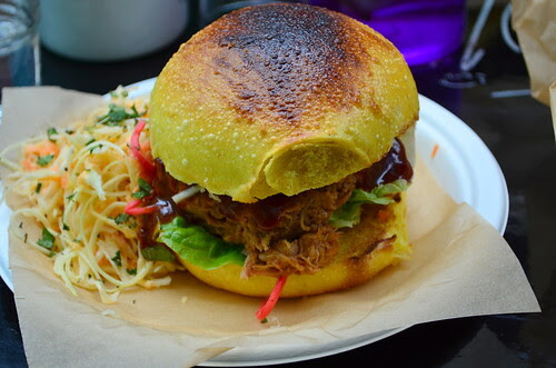 British Pulled Pork - Asian Style