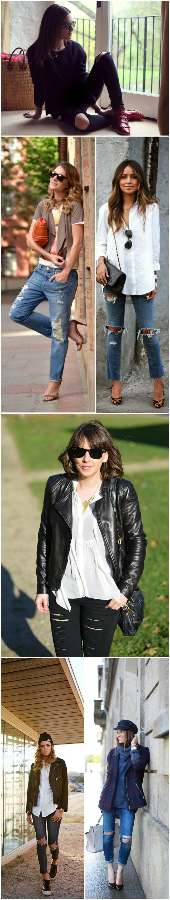 ripped jeans bloggers