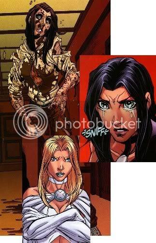Emma contra X-23