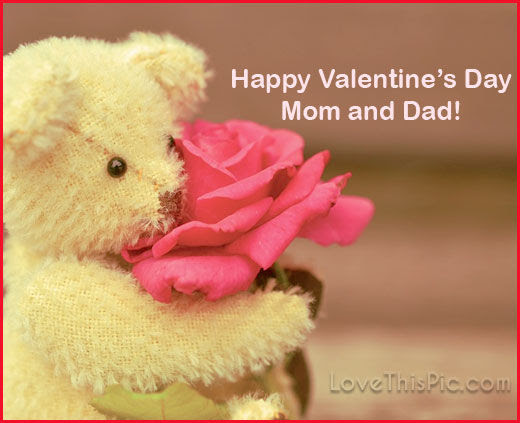 Happy Valentines Day Mom And Dad Pictures Photos And Images For