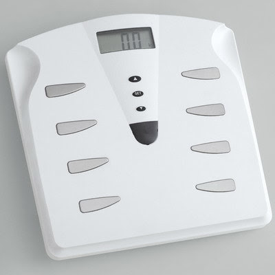 body fat percentage apparatus
