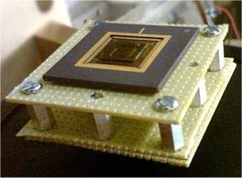 Chip-gerador vai gerar energia dentro do próprio aparelho