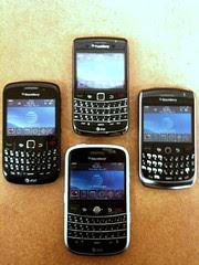 Too Many Blackberrys