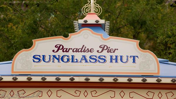 Disneyland Resort, Disneyland60, 60, Anniversary, 24, Hour, Party, Celebration, Kick, Off, Disney California Adventure, Paradise, Pier, Sunglass, Hut