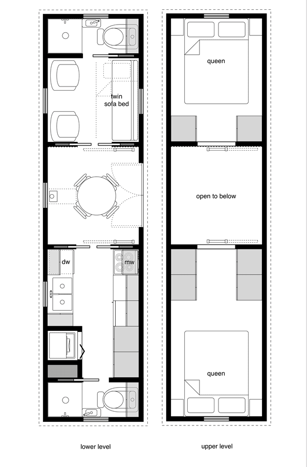 Tiny House Floor Plans Janzen ~ storage shed plans porch