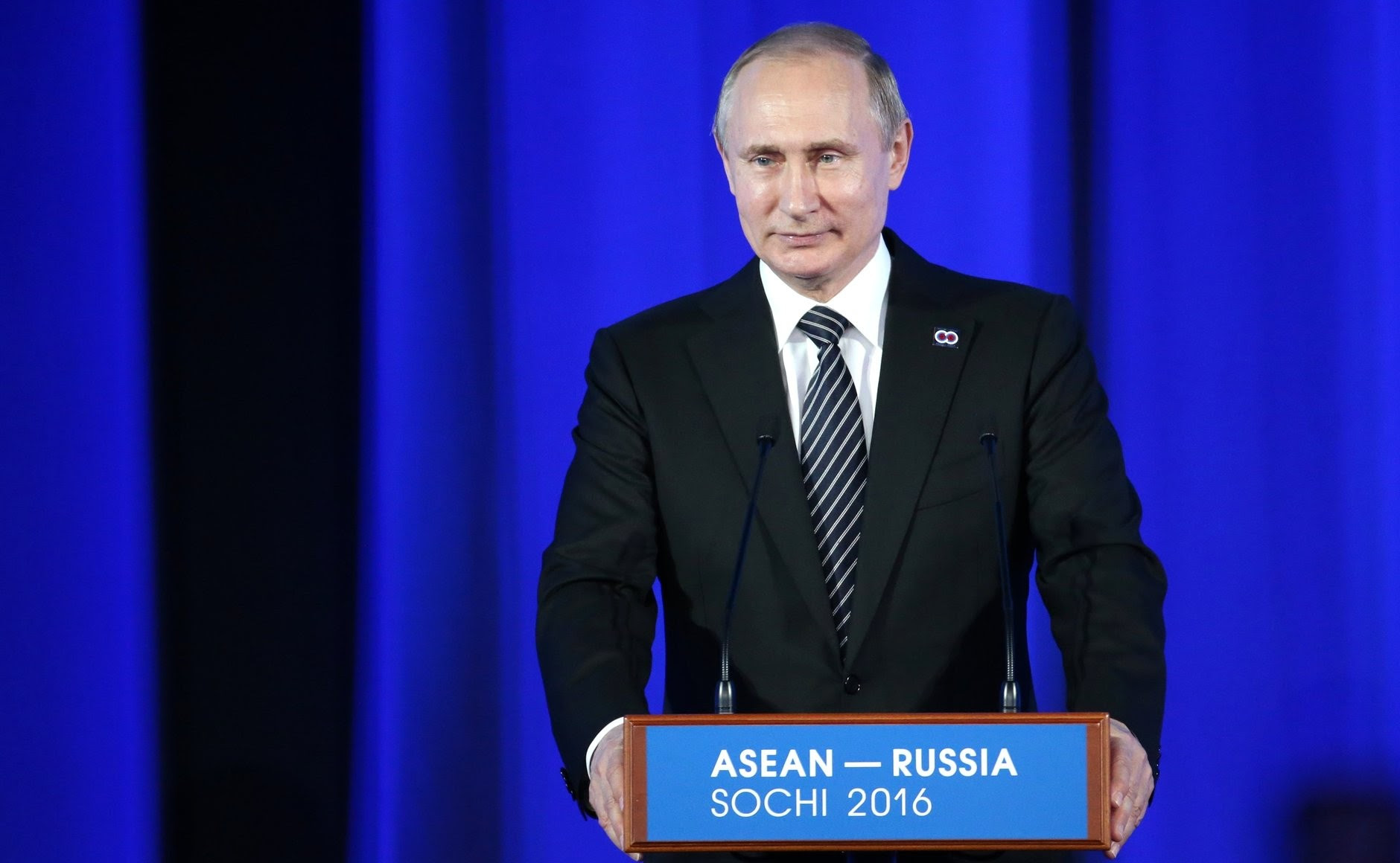 Reception in honour of heads of delegations taking part in Russia-ASEAN summit. Photo: russia-asean20.ru