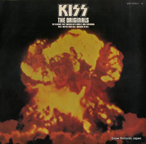 KISS originals, the