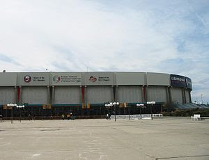 English: Nassau Veterans Memorial Coliseum Lic...