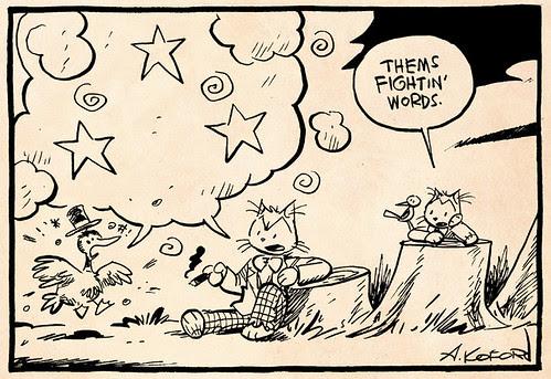 Laugh-Out-Loud Cats #2071 by Ape Lad